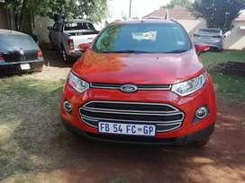 2016 Ford Ecosport 1.5 Automatic