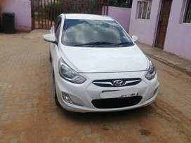 Hyundai Accent model 2013 full function.
