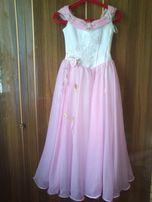 Нарядное детское выпускное платье