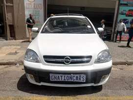 Chevrolet corsa utility 1.7 DTi 2009 manual for SELL