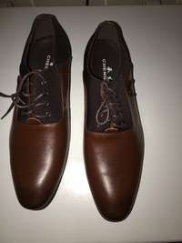 Image of designer type brand new dress shoes size 10never worn