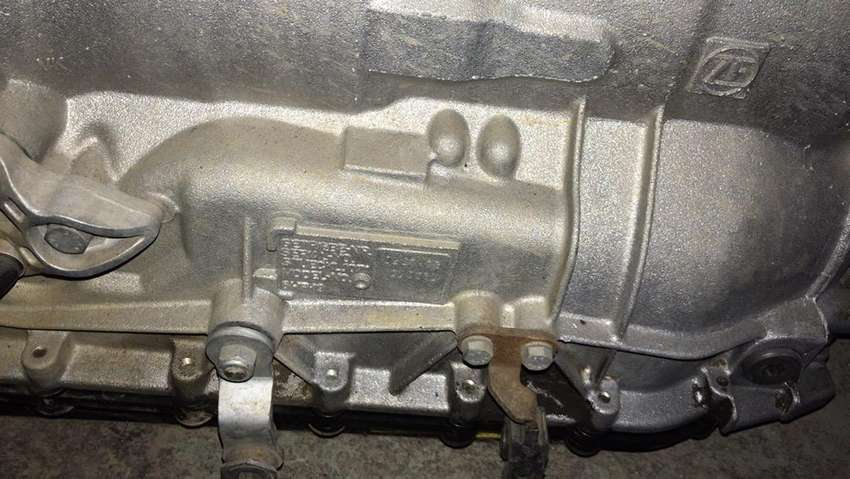 Bmw e90 automatic gearbox 0
