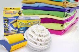 Шар для стирки пуховиков и полотенец Clean Ballz