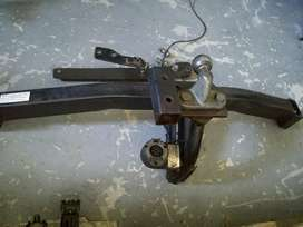 Renault Scenic 2 tow bar
