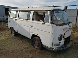 Vw combi low light stripping for spares