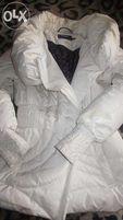женская куртка Зима пуховая