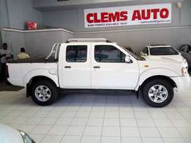Nissan Np300 Hardbody 2019 model 45000kms White in color