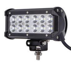 Lampa robocza LED ledowa 36W diodowa halogen panel offroad