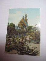 Pocztówka OLKUSZ kościół