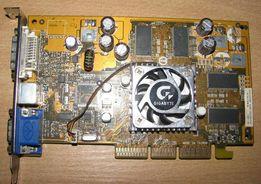 Karta graficzna agp x8 geforce fx5200 ultimate 128 mb