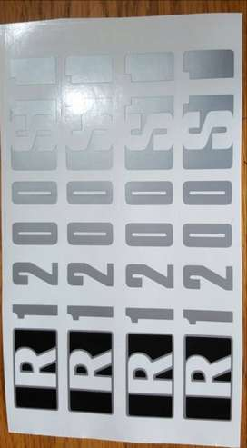 R1200 ST decals stickers graphics