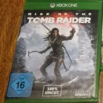 GRY XBOX ONE Rise of The Tomb Rider