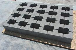 Płyta melioracyjna KRATA 90x60x10 cm betonowa szara