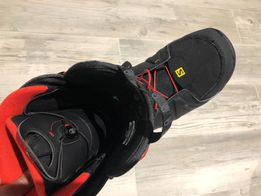 Ботинки Salomon Faction Snowboard. Размер 48EUR/12.5USA