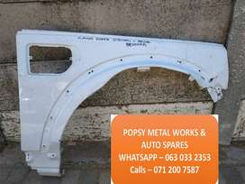 LAND ROVER DISCOVERY 4 RH FENDER