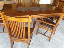 6 Seater Dining Room Table for sale