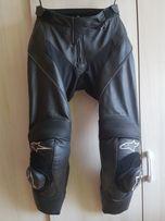 Spodnie skórzane Alpinestars Stella damskie