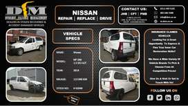 2014 Nissan NP 200 1.5 DCI A/C