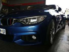 BMW 420i Gran Coupe M-Sport 2016