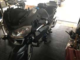 2006 R1200 RT Stripping for spares