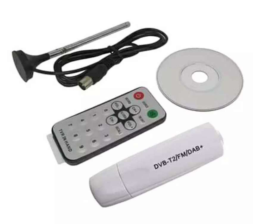 Digital USB TV stick -T2 0