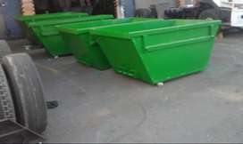skip bin and trailer ,colour of own choice