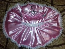 Платье.Нарядное платье 1-2 г.