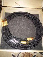 Accoustic Arts Silver Line RCA 1.5 m Межблочный кабель Hi-End