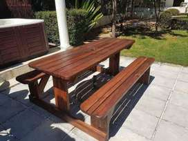 Wooden benches for sale