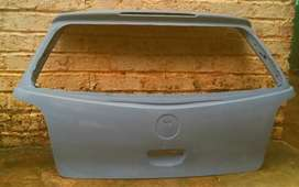 Polo vivo tail gate and rear right door ready for any colour