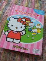 Шкатулка-книжка Hello Kitty