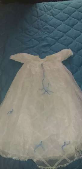 Baby naming and blessing dress