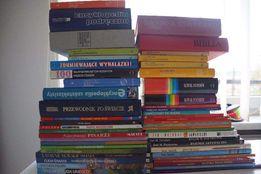 Ciekawe, książki, albumy, słowniki 40 sztuk