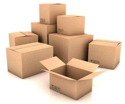 Продам картонные коробки б/у
