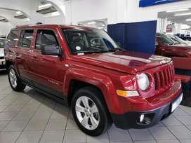 2014 Jeep Patriot 2.4 Limited Auto