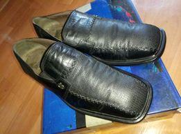 Мужские туфли Aldo Brue, б/у (Италия)