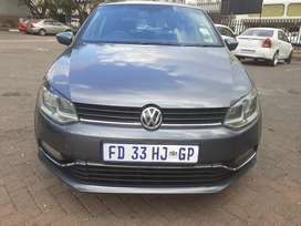 2016 Volkswagen polo 6 (TSI) Manual with Service Book