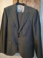 Garnitur szary RECMAN rozm 176/86 Santi S spodnie 170 cena z wysyłką