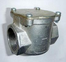Фильтр для газового котла 1 дюйм алюминиевый 70600