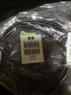 HPE C7536A 4.3M CAT5E RJ45 MALE TO MALE NETWORK CABLE