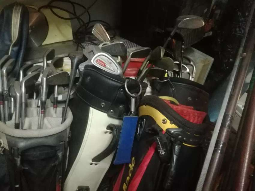 Golf clubs for sale 0