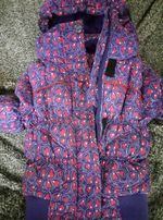 Термо курточка. Лыжная курточка. Осенняя курточка