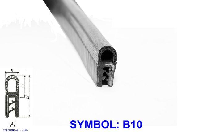 Uszczelka gumowa zbrojona na rant uniwersalna B10 Skierniewice - image 1