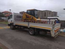 Truck for hire 5 tonne