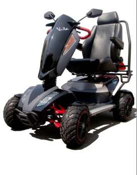 MR WHEELCHAIR S12 OFF ROAD SCOOTER