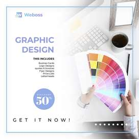 Graphic Designs From R 250