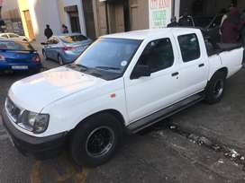 Nissan hardbody diesel 2001 for sale