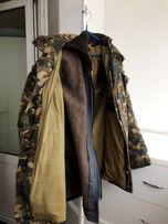 Бушлат, камуфляжная куртка