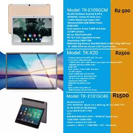 Laptops and tablet for sale