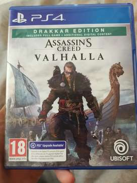 Assassins creed Valhalla for ps4 / ps5